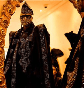 Photos And Videos From Toyin Lawani's Traditional Wedding