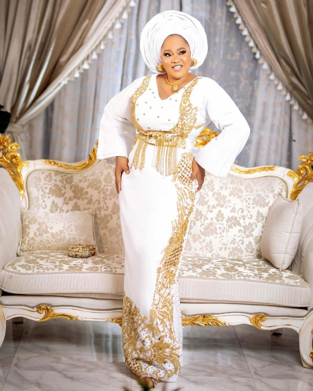 Toyin Abraham- This Is Simply Stunning