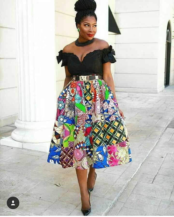 IMAGES: Simple And Elegant African House Wears.
