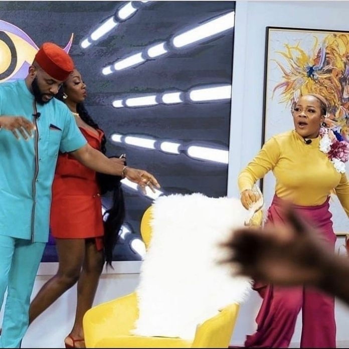 Lucy And Kaisha Fight: Ubi Franklin, Roby Ekpo to Employ Lucy To Help Them Beat Trolls