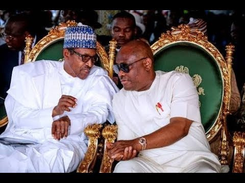Insecurity: It is not only to borrow money for Nigeria that you?re in charge - Wike tells President0Buhari