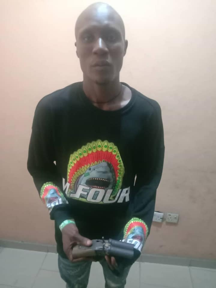 Police rescue kidnap victim, arrest 5 suspected cultists, armed robbers in Delta