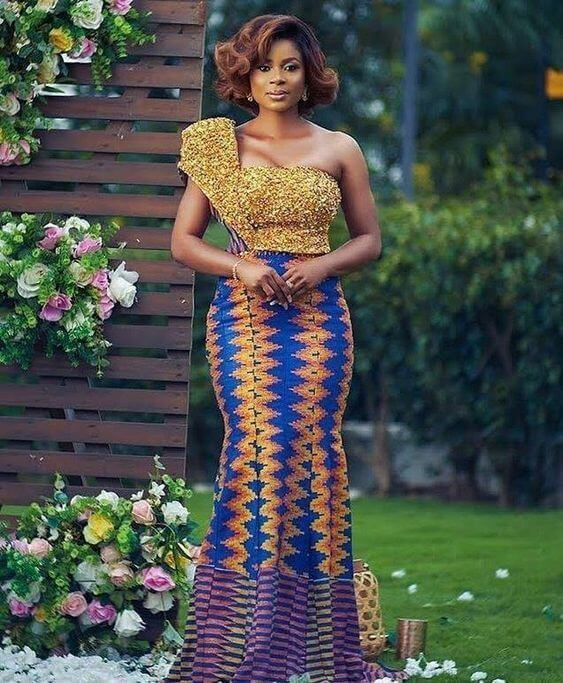 Appealing African Prints Styles You've Been Looking For.