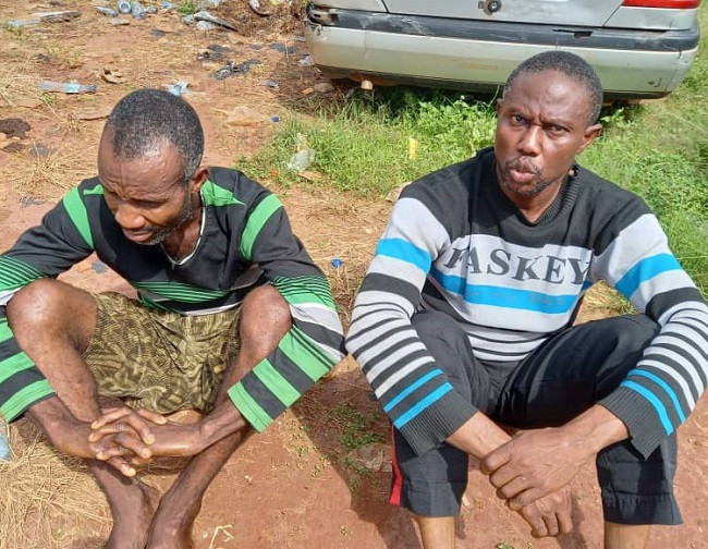 Bank security staff arrested over alleged plot to kidnap his boss in Edo