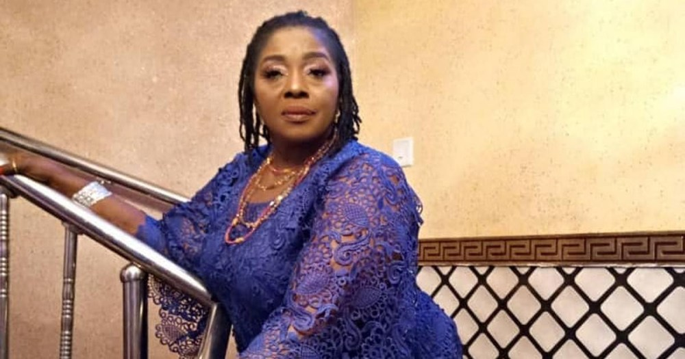Biafra is sure, it will be the best country in the world with our leader Nnamdi Kanu - Actress Rita Edochie