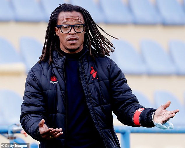 Dutch football legend, Edgar Davids sacked by Portuguese minnows Olhanense after relegation and just seven-months in charge
