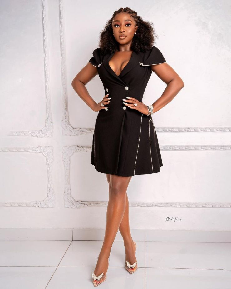Ini Edo- Keeping The Sass In Check