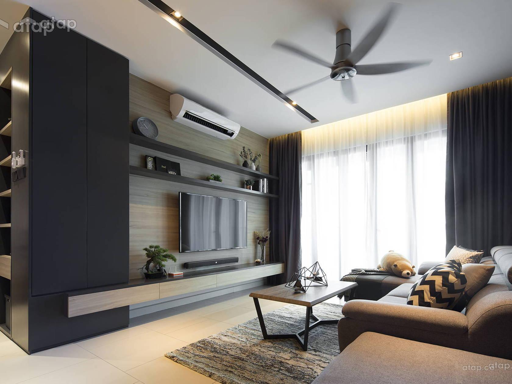16 living room designs - iproperty.com.my on Photo Room Decor  id=36179
