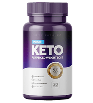 purefit keto capsules bottle