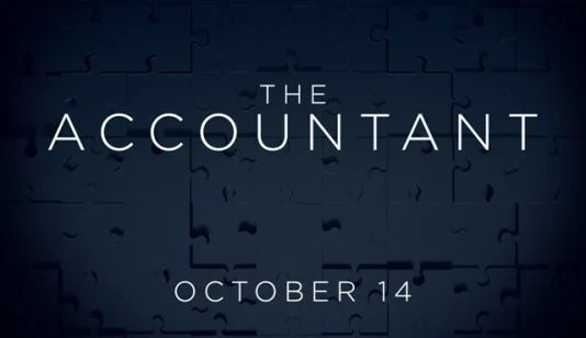 The Accountant - Friday, October 14