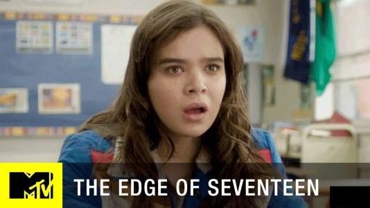 The Edge of Seventeen - Friday, November 18