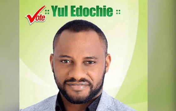Yul Edochie says he may run for president in 2019 | TheCable.ng