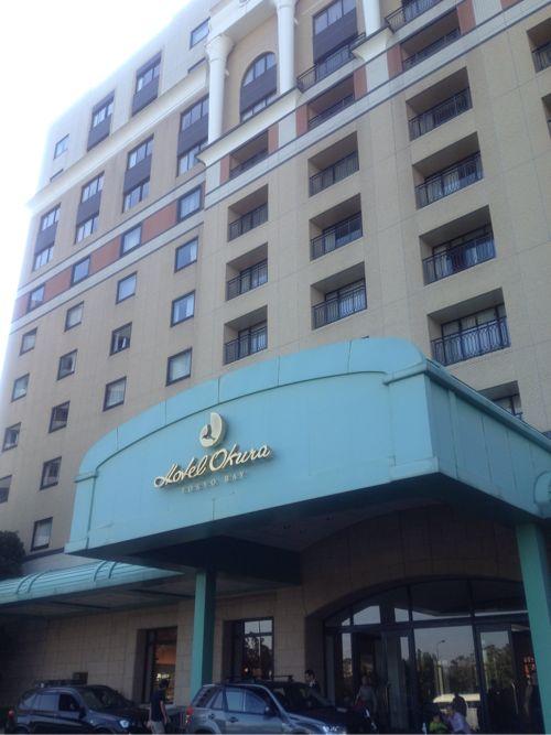 ディズニーで楽しんだ翌日にふわふわフレンチトーストが最高!「ホテルオークラ東京ベイ」に泊まったよ!