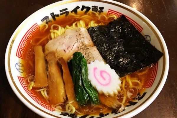 本格四川ラーメンのお店「舞龍(ウーロン)」で辛い辛い四川牛肉辛味そばを食べた!