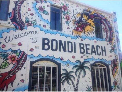 Bondi Beach Sydney, Australia (Photo by Priya Chaudhary)