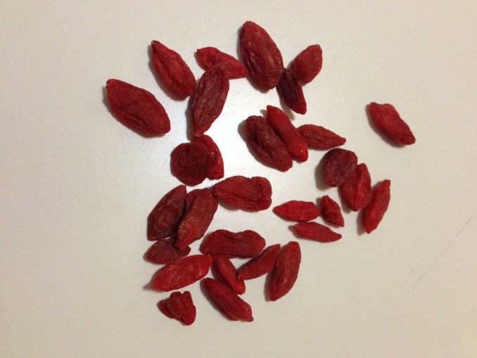 goji berries