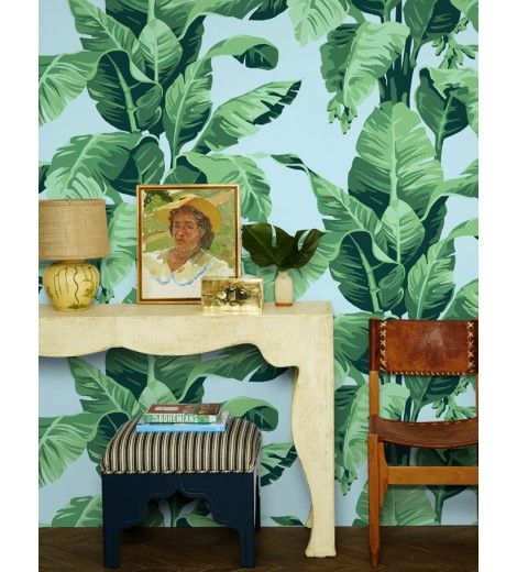 Inspiration: Tropical Leaves