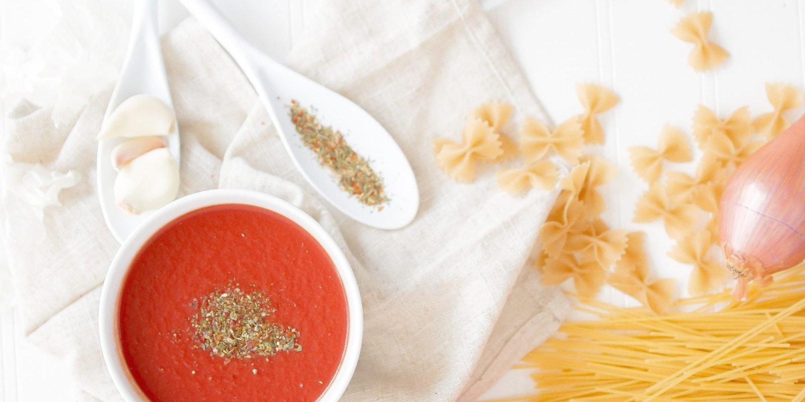 tomato sauce for spaghetti