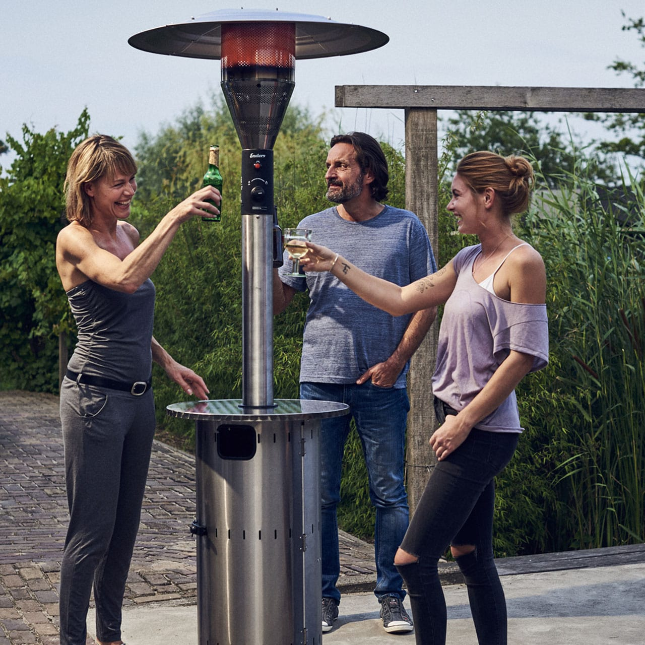 lifestyle commercial patio heater