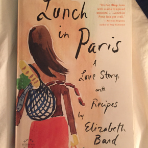 Book review - Lunch in Paris: A love story with recipes