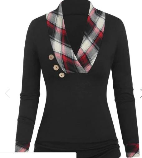 bluză Dresslily