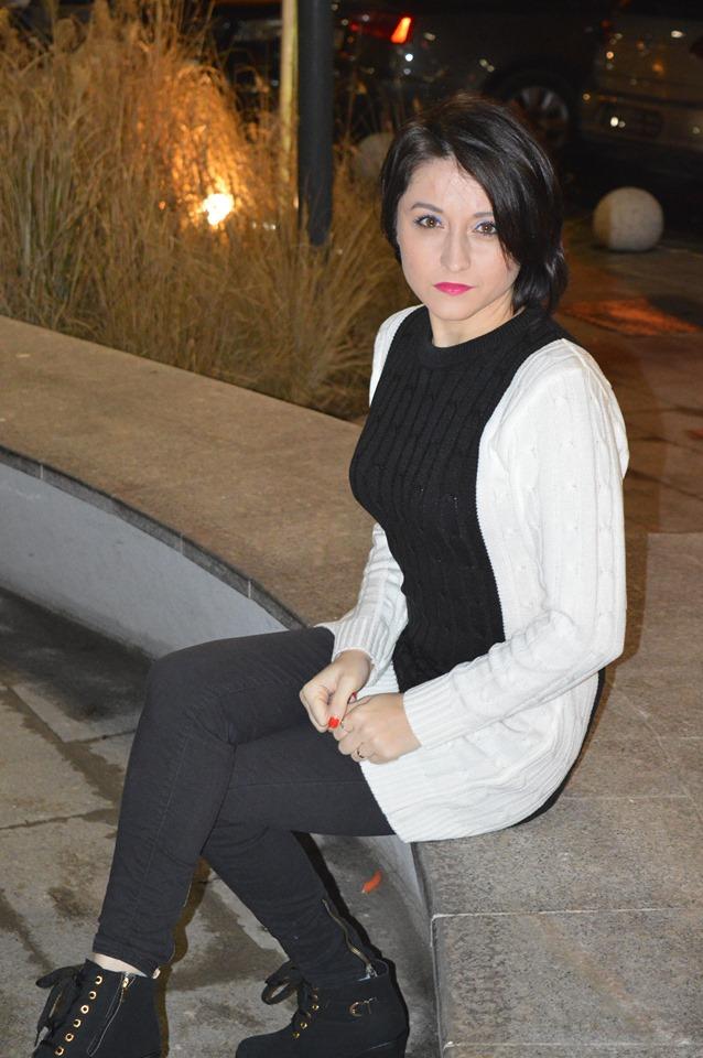 rochie tip pulover