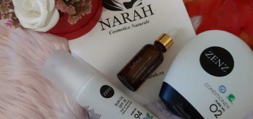 Îngrijire cu produse naturale