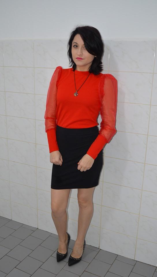bluză Femme Luxe