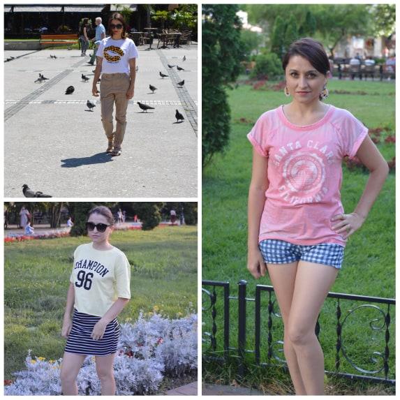 tricouri de pe Femme Luxe
