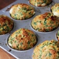 Scrumptious Savoury Breakfast Muffins - Recipe!