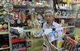 Triad Markets in TST - Hong Kongs own Cliff Richard