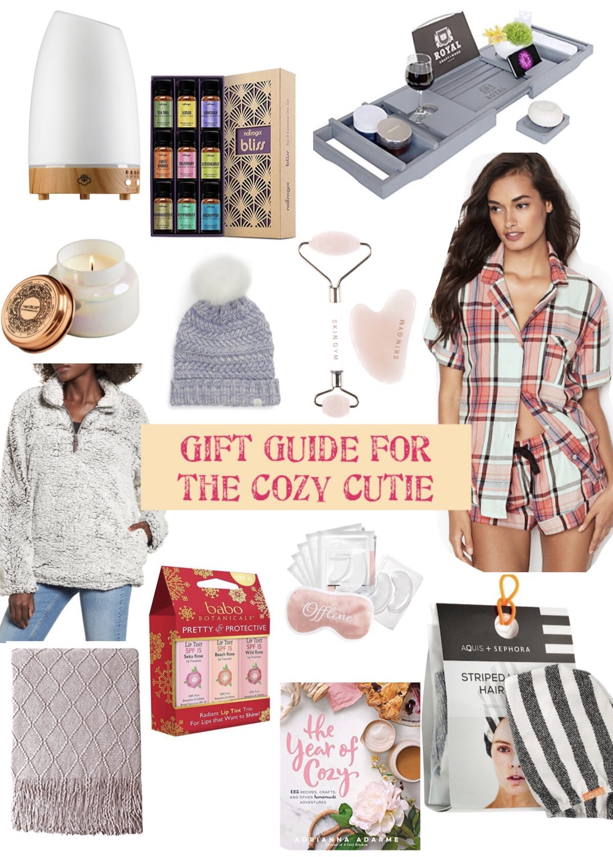 Gift Guide – For the Cozy Cutie