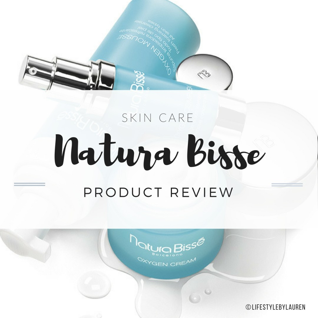 Worth The Splurge: Natura Bisse Skin Care Review