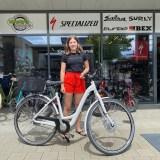 City Bike WHT