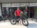 Specialized Turbo levo Expert 2017 Lifestyle Cycles