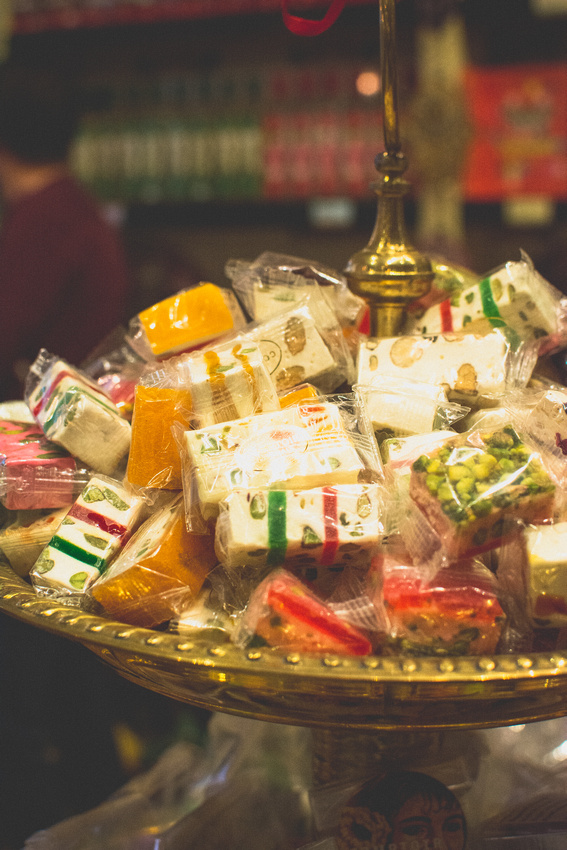 Comptoir Libanais is a paradise for the sweet tooth people amongst us