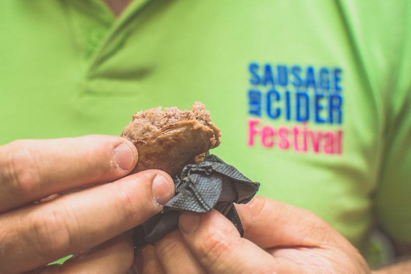 Bristol Sausage and Cider Festival |Taster Evening with Buckland Venison
