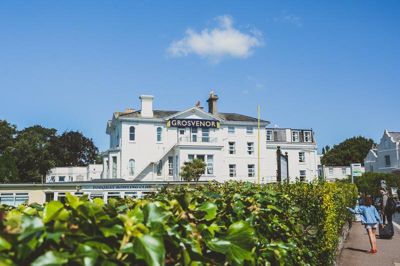 The Grosvenor Hotel Torquay