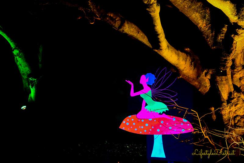 Lifestyle District | Bristol culture & photography blog: Enchanted Xmas CoWheels &emdash; DSC_5145