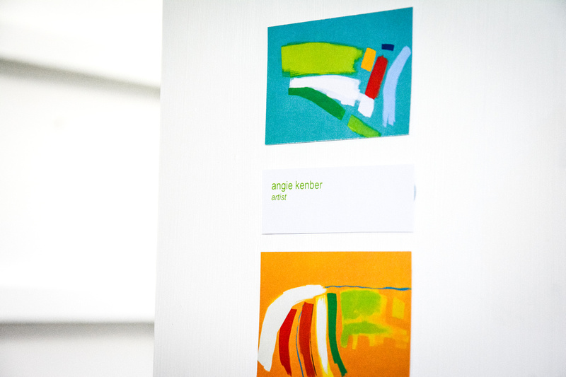 Angie Kenber invited us to BV Studios in Bristol ahead of the Other Art Fair