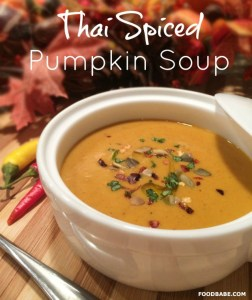 Thai-Spiced Pumpkin Soup
