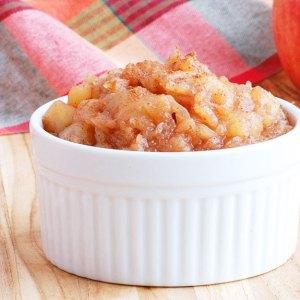Chunky Sugar Free Cinnamon Apple Sauce