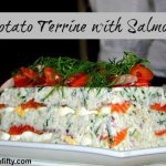 Easy Brunch Recipes : Potato Terrine with Salmon