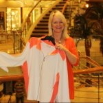 Fashion at Sea. Cruise style on the Sea Princess.