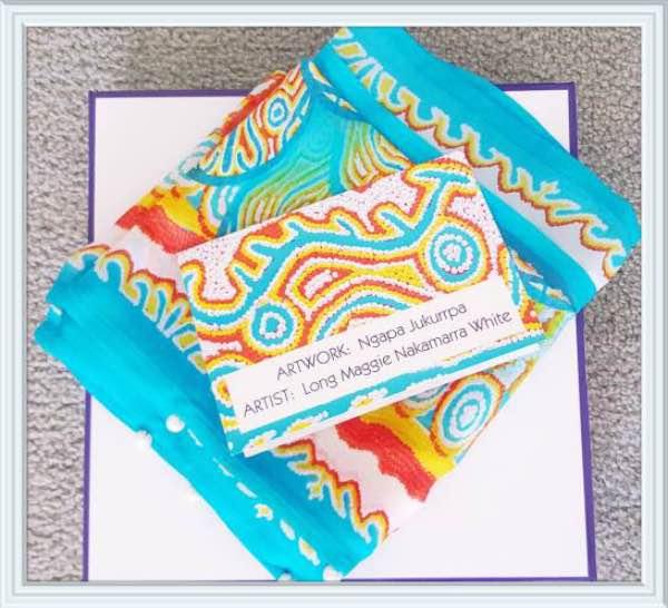 Mainie silk scarves