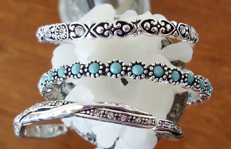 lovin' life links, melt beads, bangles