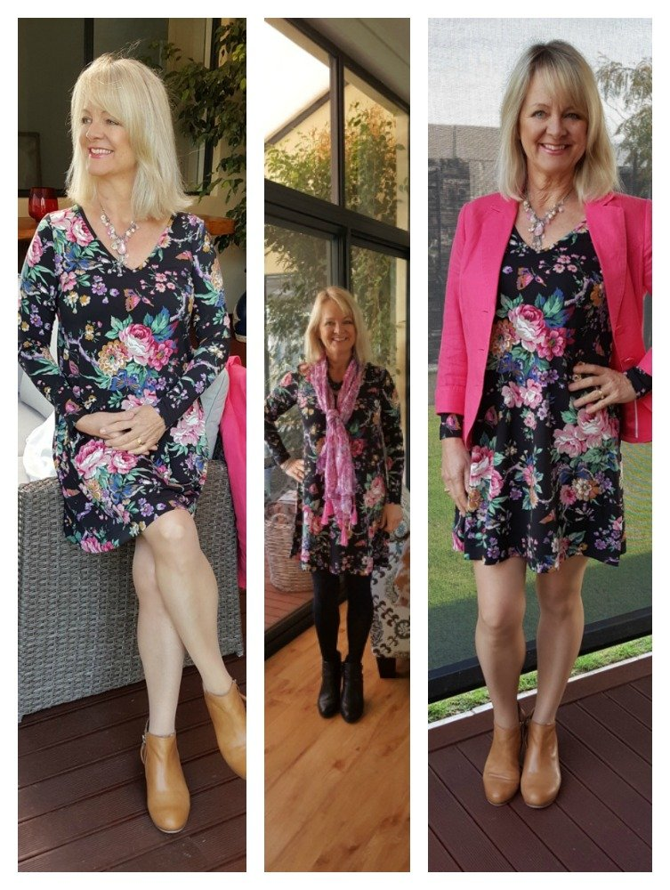 "Dresses are the lazy girl's go to item. Just slip a dress on and go from Wah to Wow! Dress it up, dress it down and feel great - you'll never worry again, ""Does my bum look big in this!"" Check out this post for some affordable designer dresses."