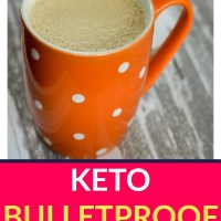 Bullet Proof Coffee and the Keto Diet - Start Your Morning Right!