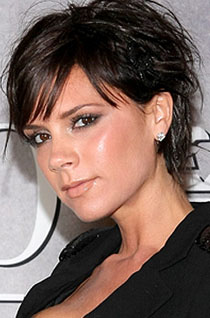 Victoria Beckham With Pixie Cut Lifestyle Salons Blog