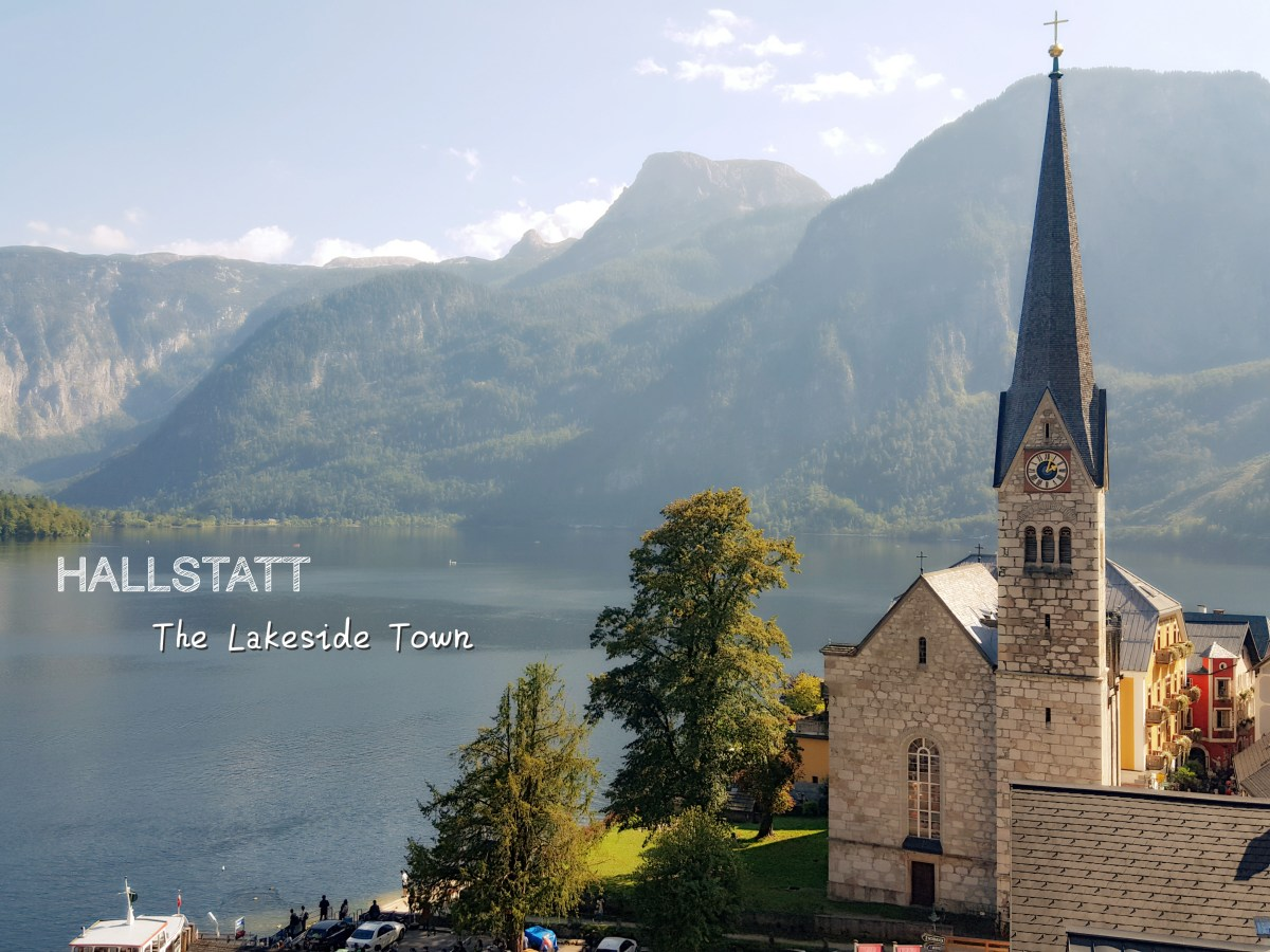 How to go to Hallstatt - Austria